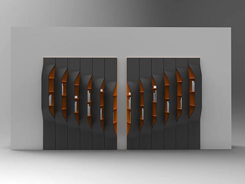 005 | Bookshelf design * Design = OfficineMultiplo