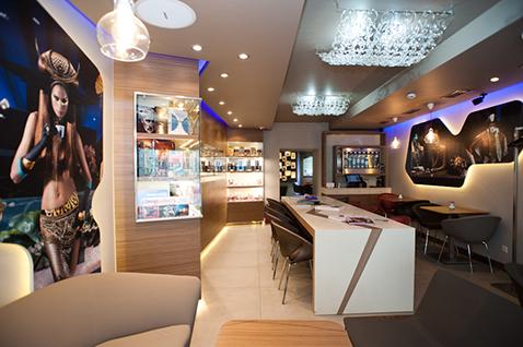 001 | Lavazza Coffè Shop Moscow * Architettura = OfficineMultiplo