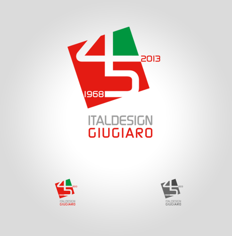 001 | 45° anniversario Giugiaro * Communication=OfficineMultiplo