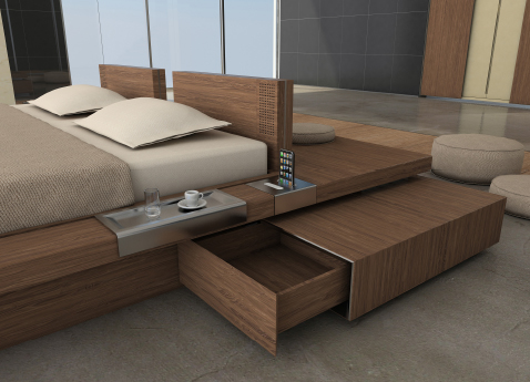 005 | Itaca modular bedroom furniture * Design = OfficineMultiplo
