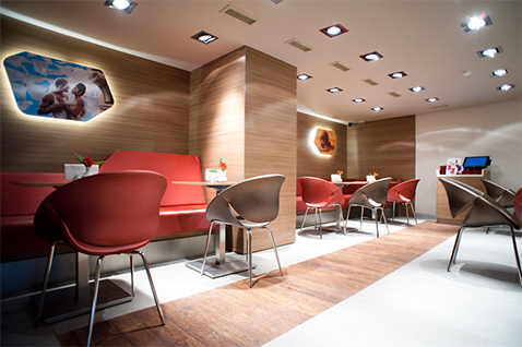 003 | Moscow Lavazza Coffee Shop * Architecture = OfficineMultiplo