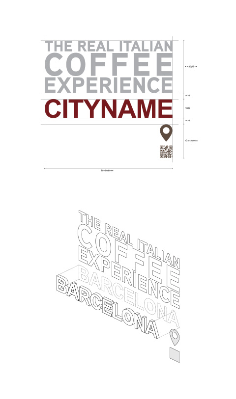 004 | Lavazza Cities Wall * Comunicazione = OfficineMultiplo