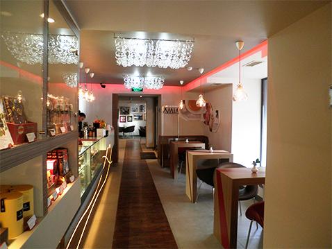 004 | Lavazza Coffè Shop Moscow * Architettura = OfficineMultiplo