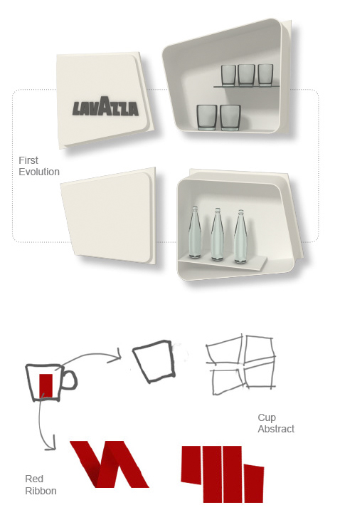 007 \ Lavazza Menu Board design * Architecture = OfficineMultiplo