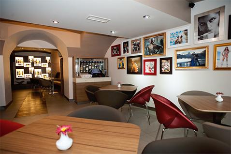 005 | Lavazza Coffè Shop Moscow * Architettura = OfficineMultiplo