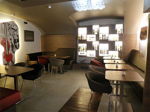 006 | Lavazza Coffè Shop Moscow * Architettura = OfficineMultiplo
