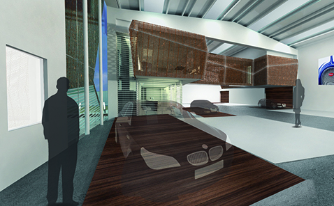 007 | Showroom TC * Architecture = OfficineMultiplo