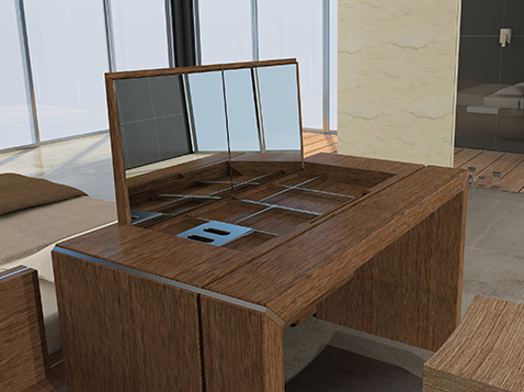 016 | Itaca modular bedroom furniture * Design = OfficineMultiplo