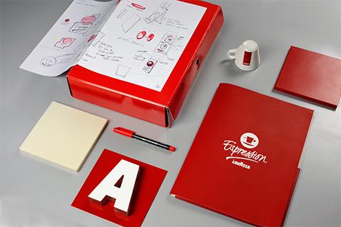 010 | Lavazza Signage Guidelines Book * Comunicazione = OfficineMultiplo