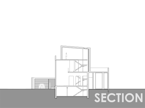 011 | House renovation in San Mauro * Architecture = OfficineMultiplo
