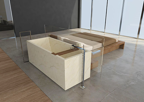 009 | Itaca modular bedroom furniture * Design = OfficineMultiplo