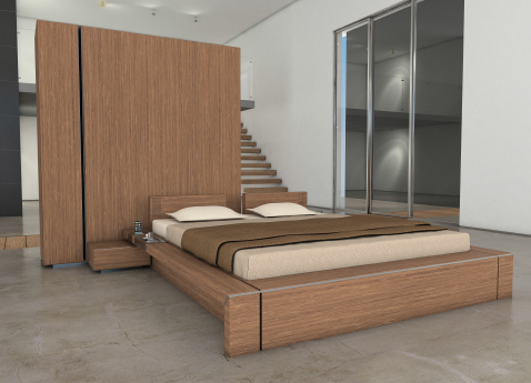 011 | Itaca modular bedroom furniture * Design = OfficineMultiplo
