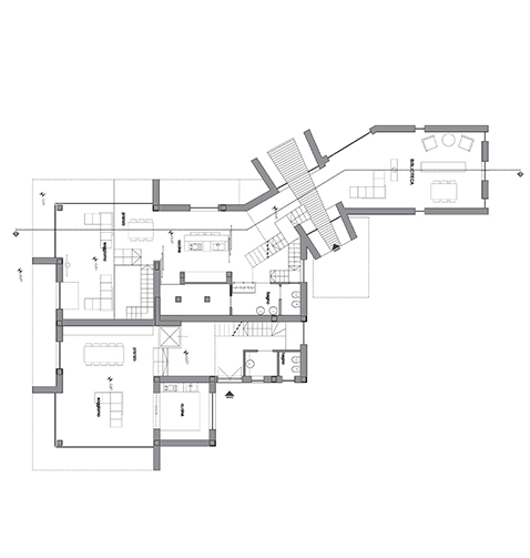 014 | Villa Ada * Architettura = OfficineMultiplo