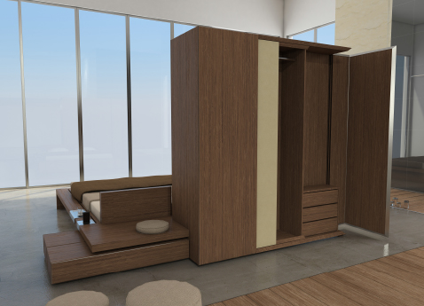 014 | Itaca modular bedroom furniture * Design = OfficineMultiplo