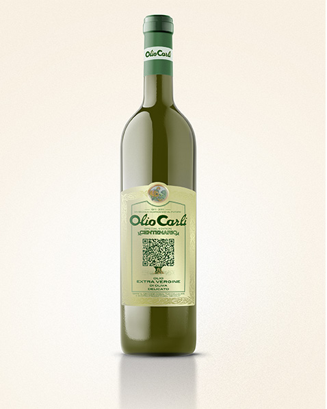 001 | Packaging design Olio Carli * Comunicazione = OfficineMultiplo