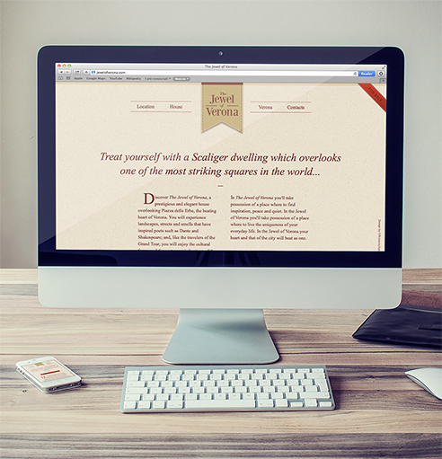 002 | Home page responsive web design  * Comunicazione = OfficineMultiplo