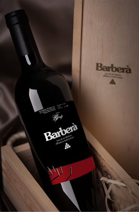 002 | Etichette personalizzate vino Grup * Comunicazione = OfficineMultiplo
