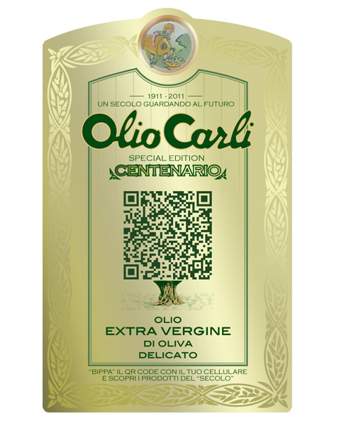 002 | Packaging design Olio Carli * Comunicazione = OfficineMultiplo