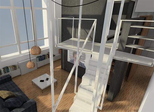 002 | Loft E6 * Architettura = Officinemultiplo