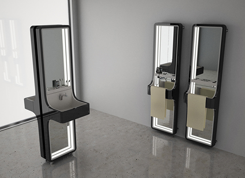001 | Thermolavabo 01 bathroom furniture  * Design = OfficineMultiplo
