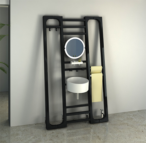 003 | Thermolavabo 02 bathroom furniture * Design = OfficineMultiplo