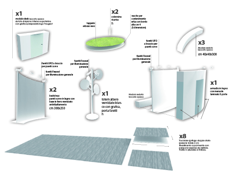 005 | Peugeot Ion Stand * Architettura = OfficineMultiplo