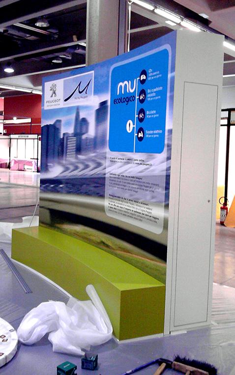 006 | Peugeot Ion Stand * Architettura = OfficineMultiplo