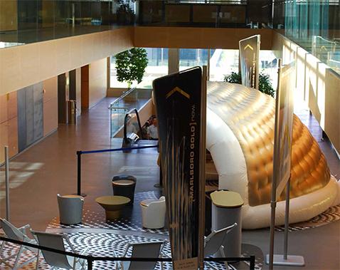008 | Philip Morris Marlboro Expo * Architecture = OfficineMultiplo