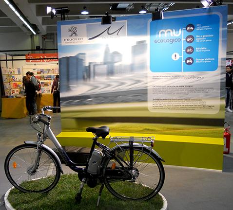 008 | Peugeot Ion Stand * Architettura = OfficineMultiplo