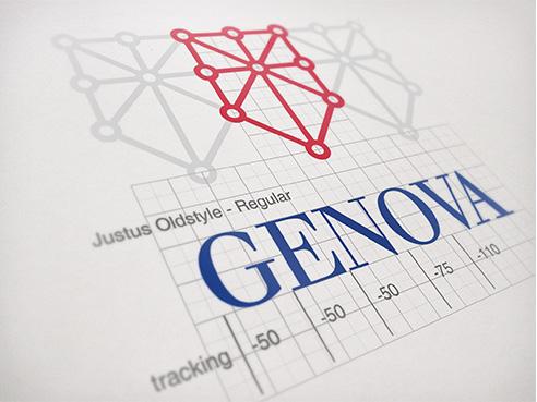004 | Logo per Genova * Comunicazione = OfficineMultiplo