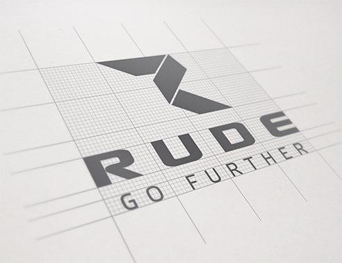 002 | Rude Progettazione logo  * Comunicazione = OfficineMultiplo