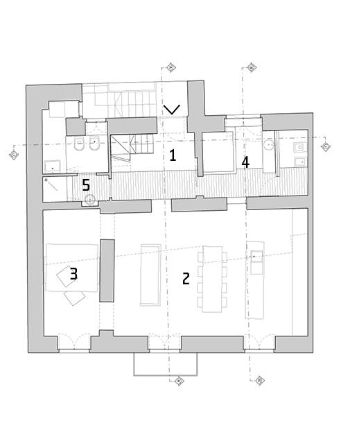 024 | Casa EB * Architettura = OfficineMultiplo