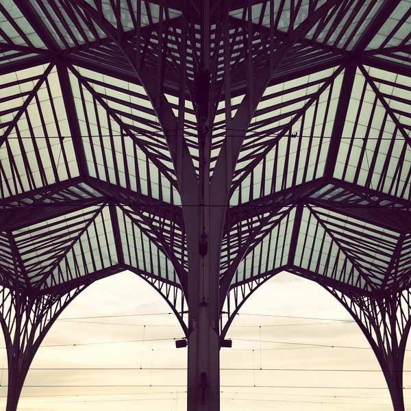 Estação-do-Oriente-Location-Lisbon-Portugal-Architect-Santiago-Calatrava