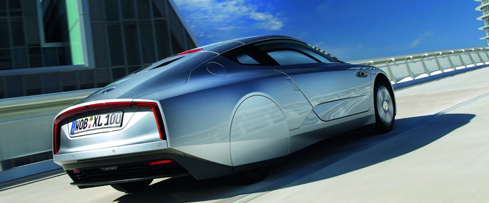 Volkswagen Xl1 Design Officinemultiplo