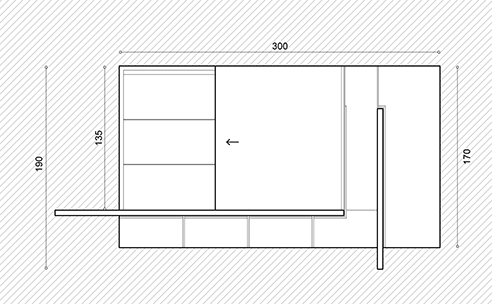 004 | Wall Unit TV Stand * Design = OfficineMultiplo