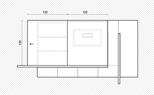 005 | Wall Unit TV Stand * Design = OfficineMultiplo