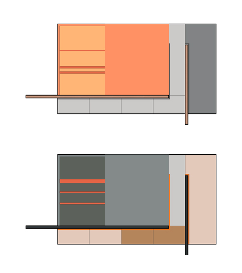 007 | Wall Unit TV Stand * Design = OfficineMultiplo