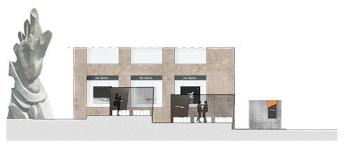 007 | flagship store concept * Architecture = OfficineMultiplo