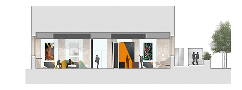 008 | flagship store concept * Architecture = OfficineMultiplo