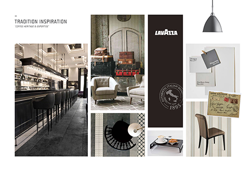 004 | Lavazza Coffee Corner * Architecture= OfficineMultiplo