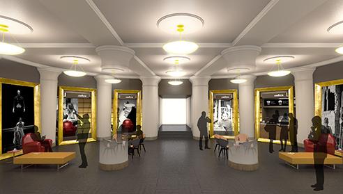 002 | Lavazza Teatro Carignano | Architettura * Design * Comunicazione = Officinemultiplo