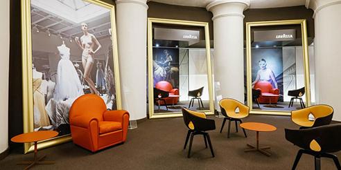 005 | Lavazza Teatro Carignano | Architettura * Design * Comunicazione = Officinemultiplo