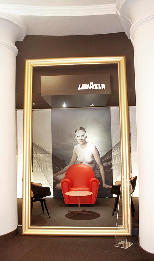 006 | Lavazza Teatro Carignano | Architettura * Design * Comunicazione = Officinemultiplo